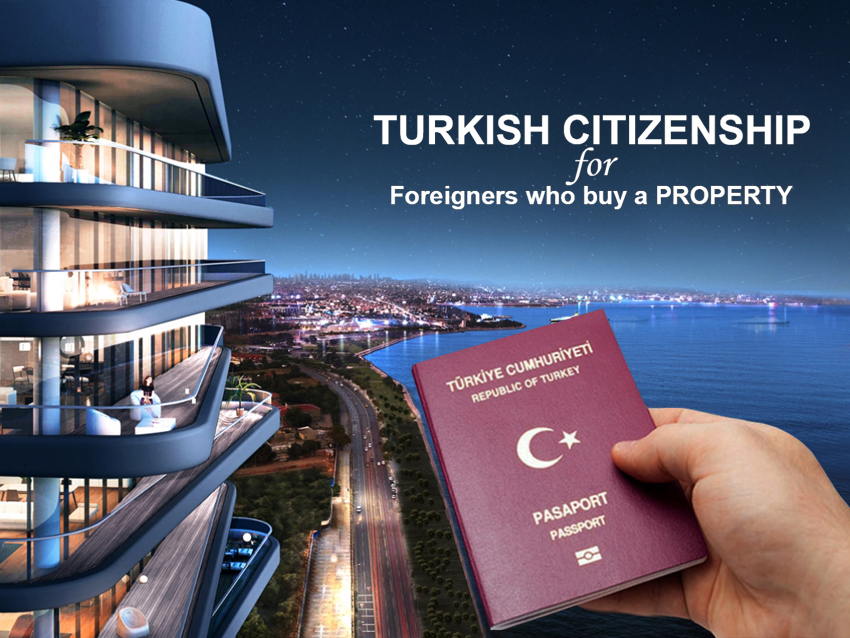 Residence Permit, Work permit and turkey citizenship by investment